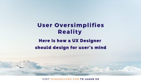 How to design for user's mind ?